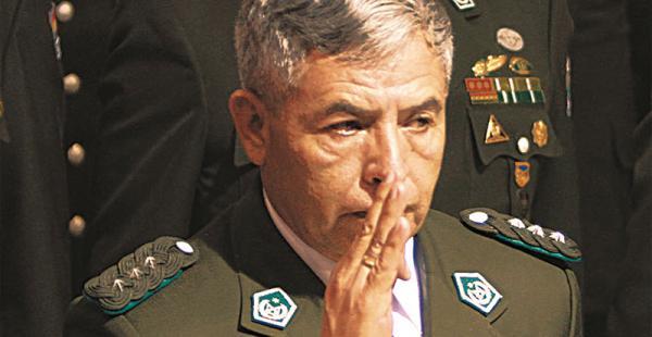 Juan Carlos Dalence, nuevo comandante de la Policía en Santa Cruz, conoce el departamento