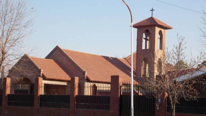 El Monasterio de la Preciosísima Sangre y Nuestra Señora del Carmelo, en Nogoyá, Entre Ríos. Télam / Archivo Clarín.