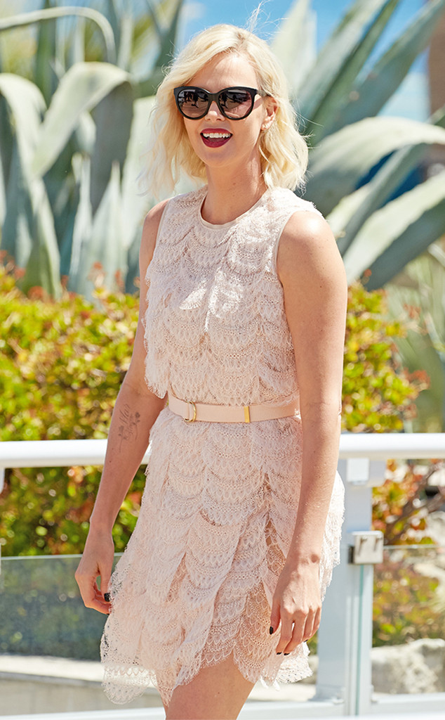 Charlize Theron, Cannes 2016