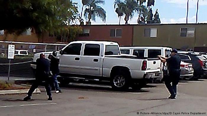 USA erneut Afroamerikaner von Polizei erschossen