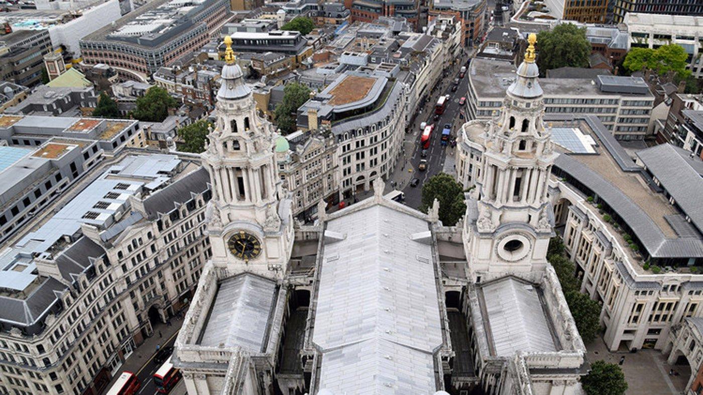 Londres. Con 19,88 millones de visitantes previstos este año, la capital británica ocupa el segundo puesto. Ocupó el primer puesto durante dos años consecutivos.