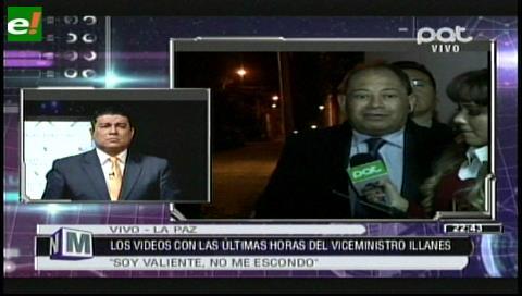 Ministro Romero: Me alegra que me interpelen en el Parlamento