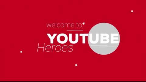 'YouTube Héroes', voluntarios sin sueldo para moderar