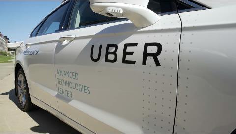 Así son los viajes en taxi autónomo de Uber, que inicia hoy operaciones en Pittsburgh