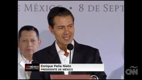 Peña Nieto: El presidente de México toma una Coca-Cola por día