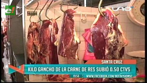 Sube la carne en matadero y advierten al consumidor