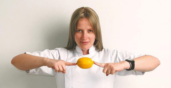 Resultado de imagen para Kamilla Seidler: Secretos de una chef