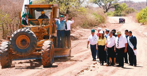 La gestión de Rubén Costas consiguió financiamiento de la CAF para encarar un proyecto carretero
