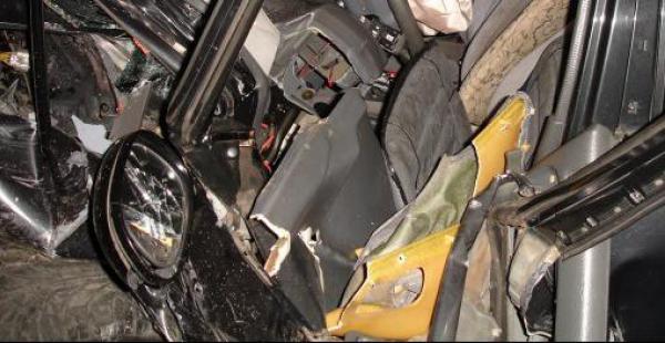 Continúan los accidentes en las carreteras, como este que sucedió hace poco