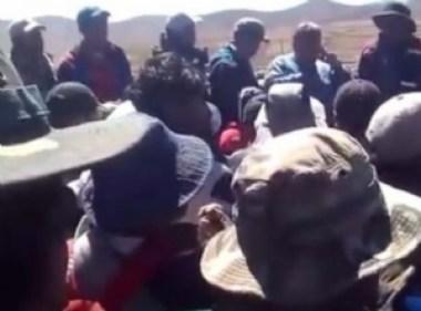 Defensor afirma que fiscales no hicieron el levantamiento de cadáver de un minero y de Illanes