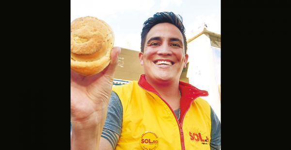 Carlos Palenque Monroy fue candidato a concejal de SOL.Bo