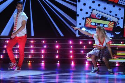 showmatch 2016 Marcelo Tinelli Pedro Alfonso