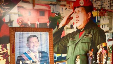 Bildergalerie - Caracas (DW/C. Chimoy)