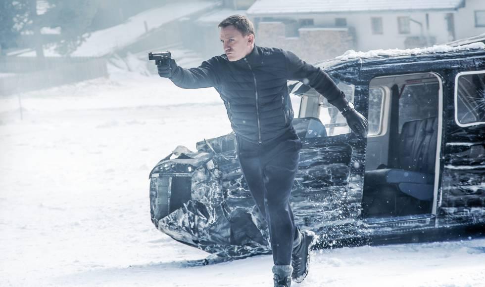 Daniel Craig, en un fotograma de