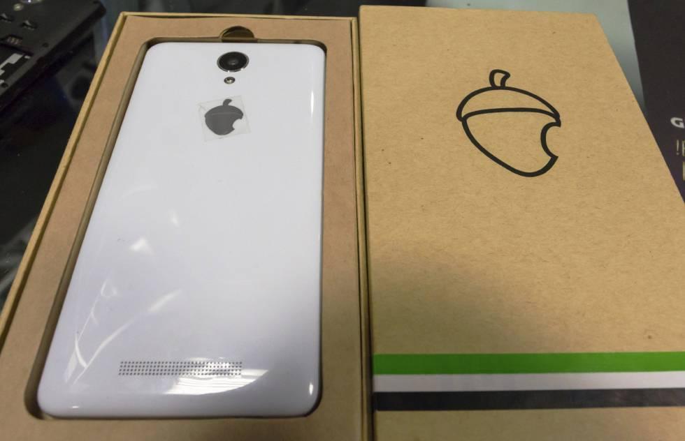 El teléfono Zetta supuestamete diseñado y ensamblado en Extremadura, resulta ser un Xiaomi modificado.