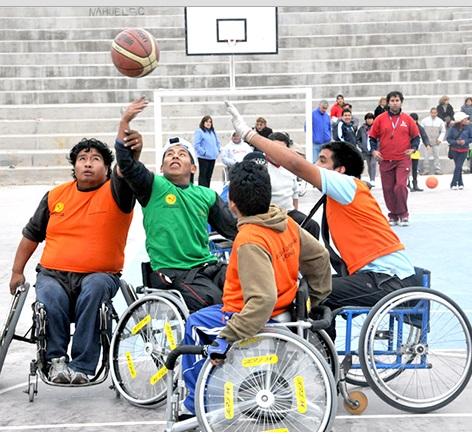 Resultado de imagen para campeonato nacional del Deporte Integrado