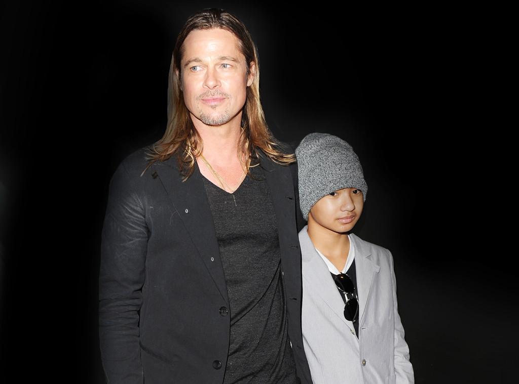 Brad Pitt, Maddox Jolie-Pitt