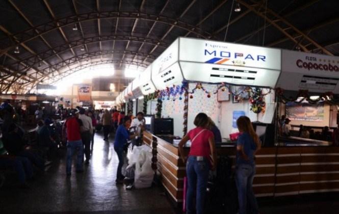 Operativo contra la trata evidencia frágil control en terminal de buses de Cochabamba