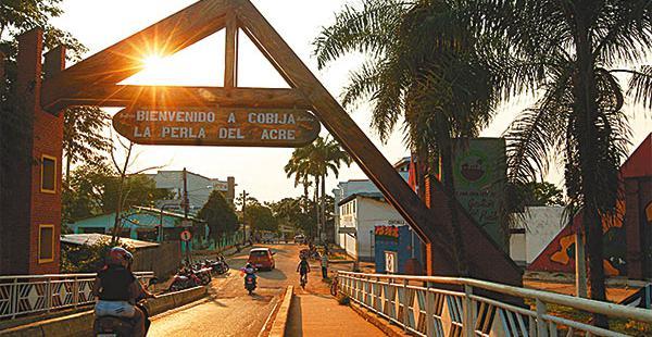 El hecho ocurrió en Cobija
