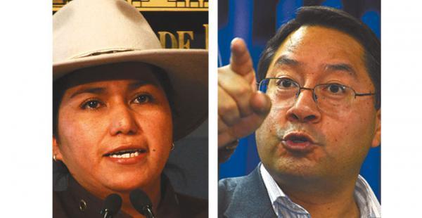 habrá dos interpelaciones parlamentarios opositores cuestionan que vayan dos ministros Los ministros Luis Arce y Marianela Paco, de Economía y de Comunicación, respectivamente, irán a la Asamblea