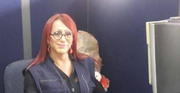 La activista protagonizó varias movilizaciones y respaldó la aprobación de la ley de identidad de género en el país.