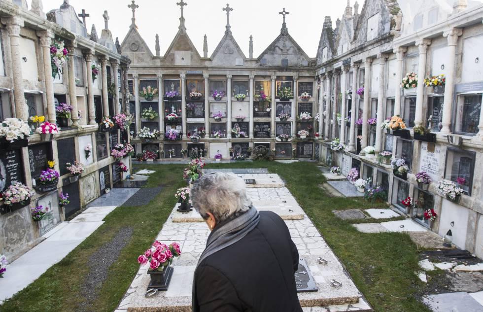 Cementerio de Beriz (Ourense)