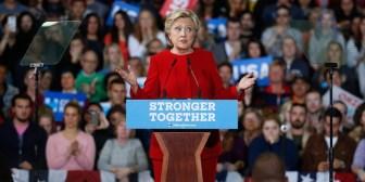 Hillary Clinton reiteró que no hay elementos comprometedores en la investigación del FBI sobre sus correos electrónicos
