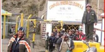 Firman contrato para nueva planta de concentración de minerales de Colquiri