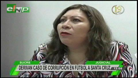 Juicio a Carlos Chávez se realizará en Santa Cruz