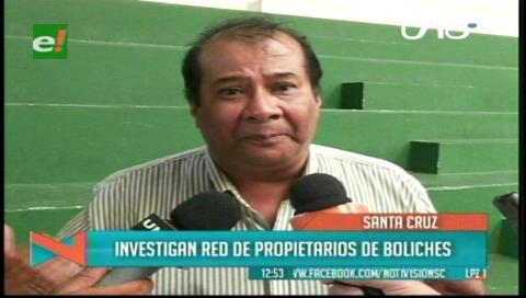 Municipio investiga red de propietarios de rockolas y lenocinios en Santa Cruz