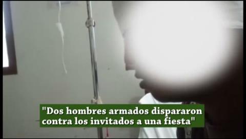Uno de los heridos cuenta la matanza de San Matías; sicarios brasileños serían los autores