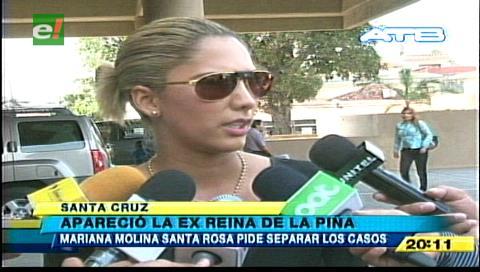Caso Santa Rosa: Exreina de la Piña reaparece y pide transparencia en la investigación