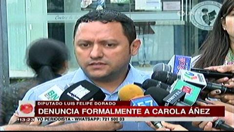 Diputado Dorado presentó denuncia ante la Fiscalía contra gerente del Sinec