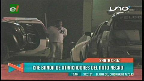 Capturan a dos sujetos acusados de varios robos