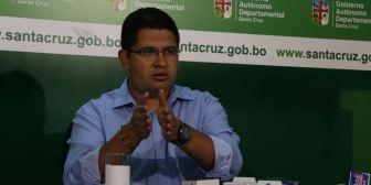 """Vladimir Peña: """"Lamentamos el bloqueo al diálogo para construir soluciones con los municipios"""""""