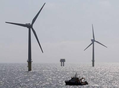 CEO de NewWind, Jérôme Michaud-Larivière, quiere terminar con los molinos de viento convencionales. (Foto: AFP)