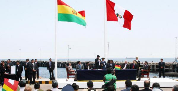 El tratado se encuentra en el Congreso peruano desde 2013