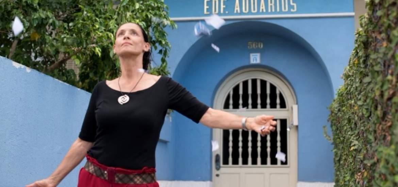 """""""Hay un golpe en Brasil; no es un golpe militar"""", dijo la actriz. Foto: @RealArtWays"""