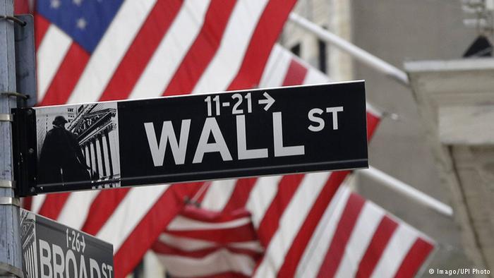USA Wall Street Börse New York (Imago/UPI Photo)
