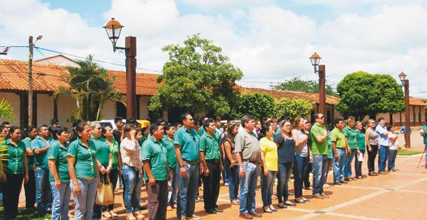 El Comité Cívico Femenino convocó a los pobladores de San Ignacio de Velasco