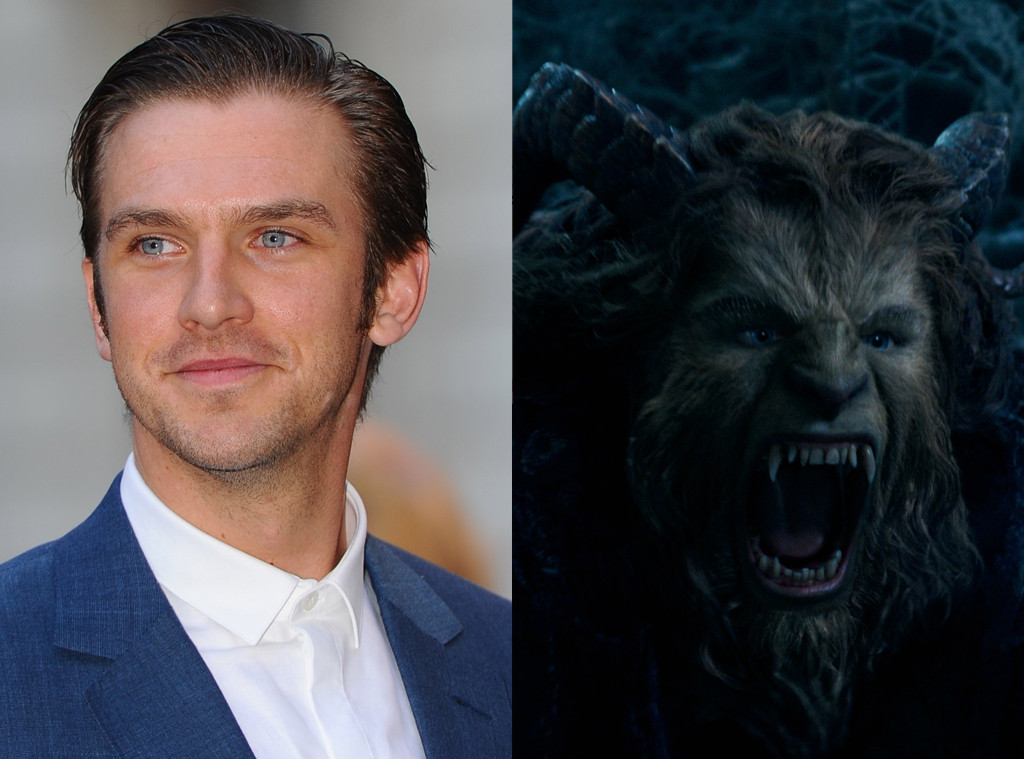 Dan Stevens, Beauty and the Beast, Beast