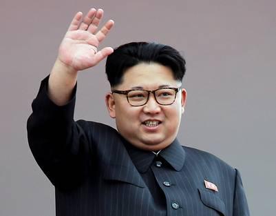 """China prohibió llamar """"gordito"""" al norcoreano Kim Jong-Un. / AP"""