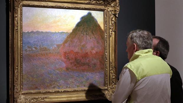 Denominado Meule, el cuadro de Monet se vendió en 81,4 millones de dólares