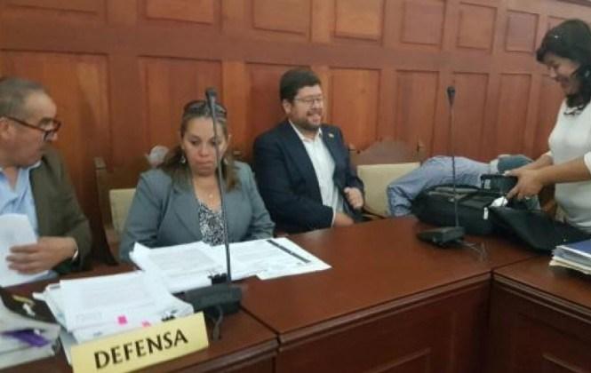 Representante del Alto Comisionado de la ONU asiste a la audiencia de Doria Medina