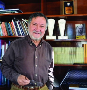 El director de Página Siete es el Premio Nacional de Periodismo