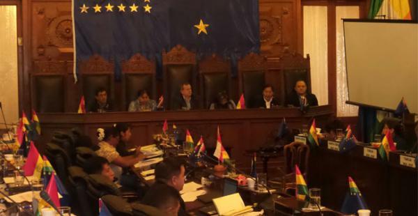 La Cámara de Senadores inicia el tratamiento del PGE-2017