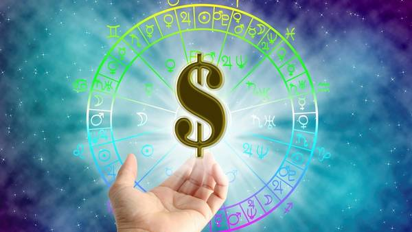 Zodíaco y dinero.