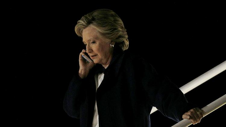 Hillary Clinton, exsecretaria de Estado y excandidata a la Presidencia de EE.UU.