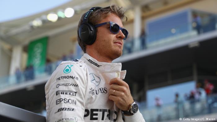Formel 1   Grand Prix Abu Dhabi   Nico Rosberg (Getty Images/C. Mason)