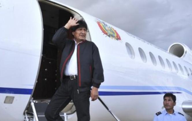 Morales viajará el martes a Cuba para homenaje a Castro